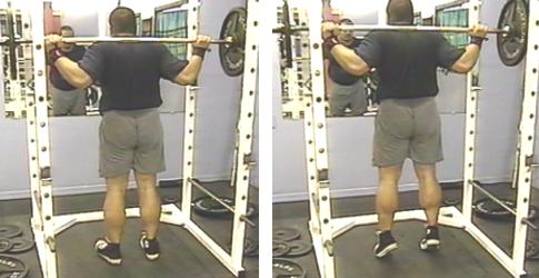 standing calf raise picture