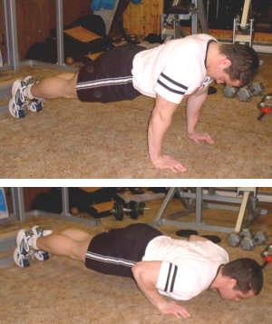 push ups picture