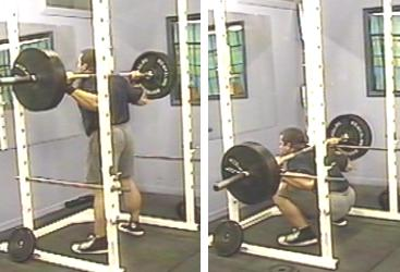 Full Squat, High Bar Squat, Olympic Squat